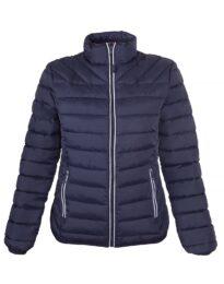 Куртка Narvik woman темно-синяя