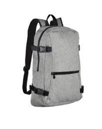 Рюкзак 600d SOL'S WALL STREET серый