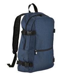 Рюкзак 600d SOL'S WALL STREET темно-синий
