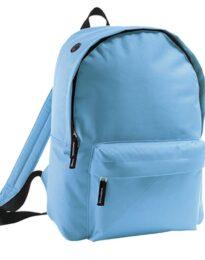 Рюкзак 600d SOL'S Rider голубой