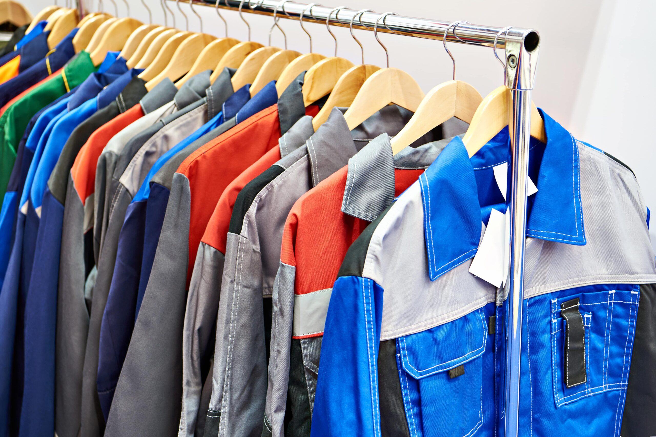 Пошив <br> рабочих курток