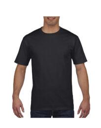 Футболка мужская Premium Cotton 185 черная