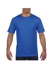 Футболка мужская Premium Cotton 185 синяя