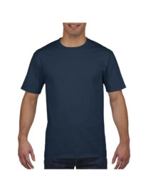 Футболка мужская Premium Cotton 185 темно-синяя