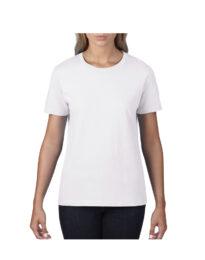 Футболка женская Premium Cotton 185 белая