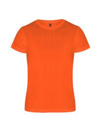 Футболка мужская спортивная Camimera 135 оранжевая