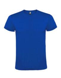 Футболка мужская Roly Atomic синяя
