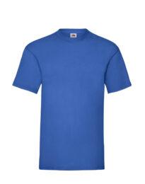 Футболка мужская FOL Valueweight T синяя
