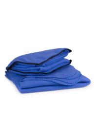 Плед-подушка из флиса Warm, TM Discover синий