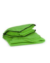 Плед-подушка из флиса Warm, TM Discover зеленый