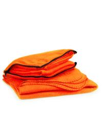 Плед-подушка из флиса Warm, TM Discover оранжевый