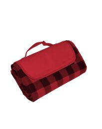Коврик для пикника Picnic, TM Discover красный