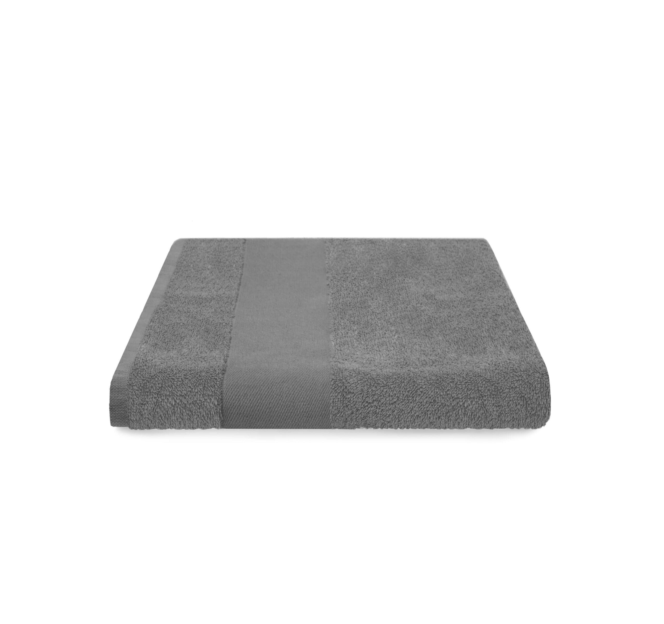 Полотенце махровое Ralpf, TM Casa Mia серое