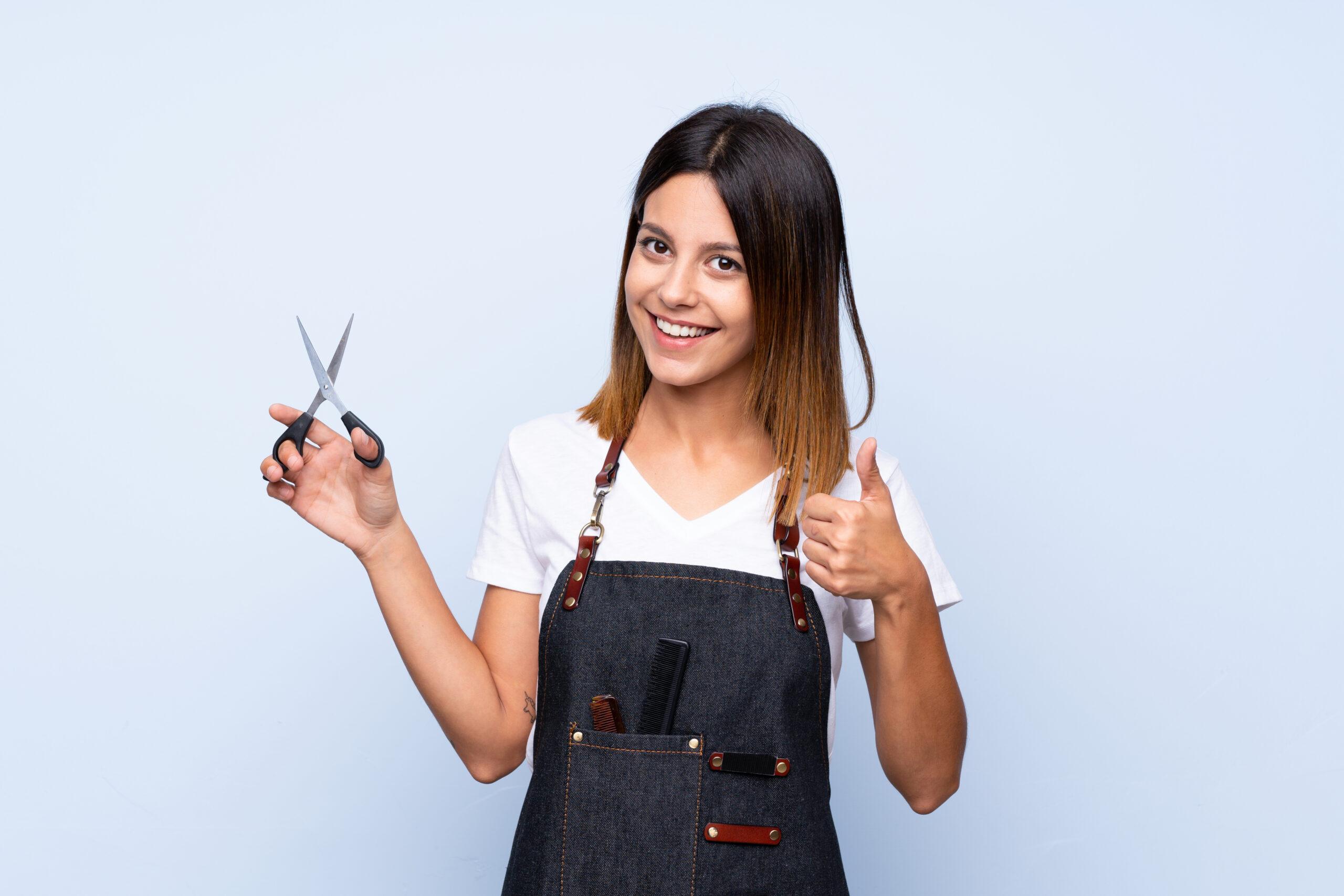 Пошив одежды<br> для парикмахера